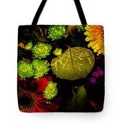 Summer Boquet Tote Bag