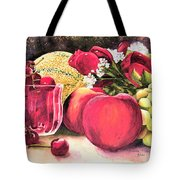 Summer Bounty Tote Bag