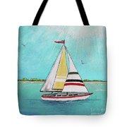 Summer Breeze-d Tote Bag