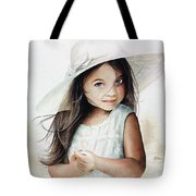 Summer Claire Tote Bag