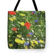 Summer Colours Tote Bag
