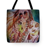 Summer Cool Tote Bag