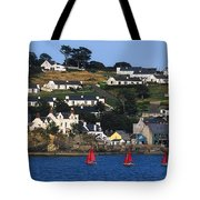Summer Cove, Kinsale, Co Cork, Ireland Tote Bag