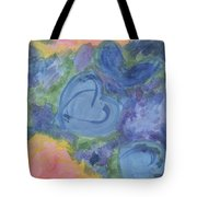 Summer Dance Of The Hearts #49 Tote Bag