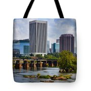 Summer Day In Rva Tote Bag