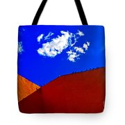 Summer Day In The New World Tote Bag
