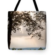 Summer Days On The Horizon Tote Bag