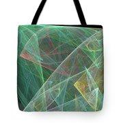 Summer Design Tote Bag