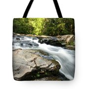 Summer Down Hill Tote Bag