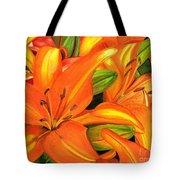 Summer Tote Bag by Ekta Gupta