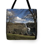 Summer Falls Tote Bag
