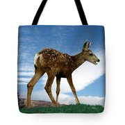 Summer Fawn Tote Bag