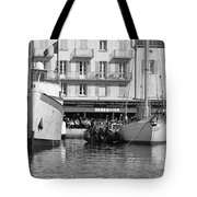 Summer Feelings Saint - Tropez Tote Bag