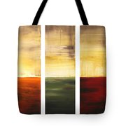 Summer Fields By Madart Tote Bag
