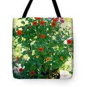 Summer Flowers 10 Tote Bag