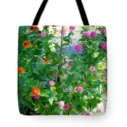 Summer Flowers 13 Tote Bag