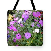 Summer Flowers 5 Tote Bag