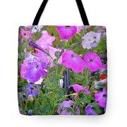 Summer Flowers 8 Tote Bag