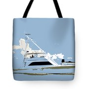 Summer Freedom Tote Bag