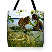 Summer Fun In Finland Tote Bag