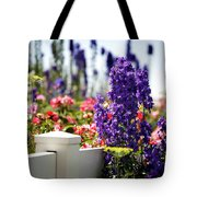 Summer Garden 1 Tote Bag