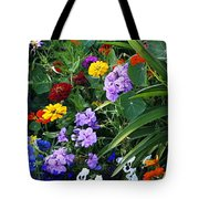 Summer Garden 3 Tote Bag