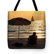Summer Get Away Tote Bag by David Lee Thompson
