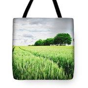 Summer Grains Tote Bag