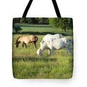 Summer Grazing Tote Bag