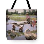 Summer Tote Bag by Gunnar Berndtson