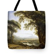 Summer Harvest On Caserta Plain Tote Bag