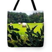 Summer Hay Tote Bag