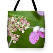 Summer Hydrangea 3 Tote Bag