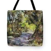 Summer Idyll Tote Bag