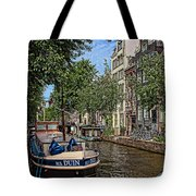 Summer In Amsterdam-1 Tote Bag