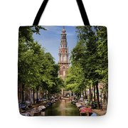 Summer In Amsterdam-2 Tote Bag