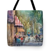 Summer In Cedarburg Tote Bag