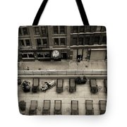 Summer In Chicago Tote Bag
