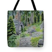 Summer In Game Tote Bag