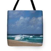 Summer In Hawaii - Banzai Pipeline Beach Tote Bag