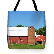 Summer In Iowa Tote Bag