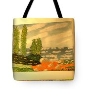 Summer In Maine Tote Bag