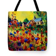 Summer In Sosoye Tote Bag