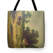 Summer In Sussex Tote Bag