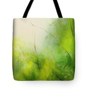 Summer In The Air Tote Bag