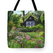 Summer In Waterford Tote Bag