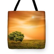 Summer Tote Bag by Lourry Legarde