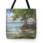 Summer Mangrove Melody Tote Bag