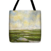 Summer Marsh Tote Bag