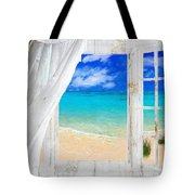 Summer Me Iv Tote Bag